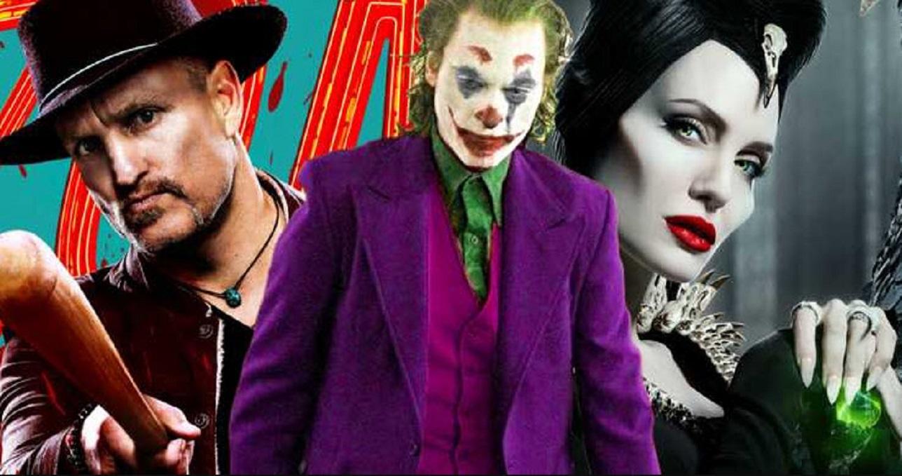 Maleficent Tops Box Office But Joker Zombieland Get