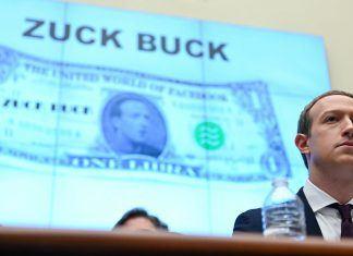 mark zuckerberg libra crashes at congress hearing