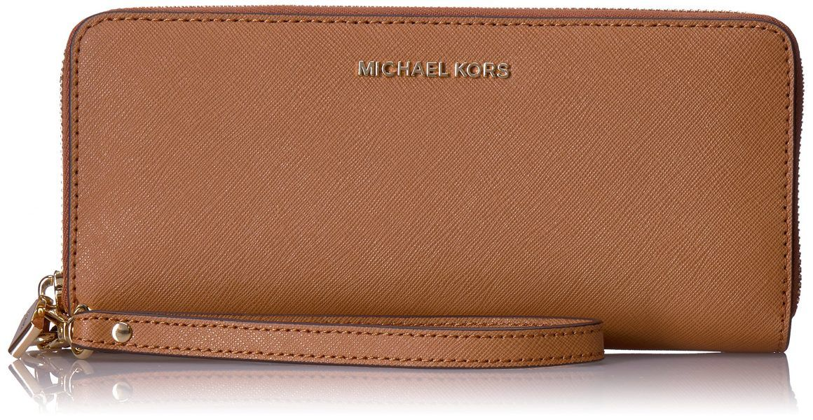 michael kors womens jet set travel wristlet 2019 hottest fashion gifts