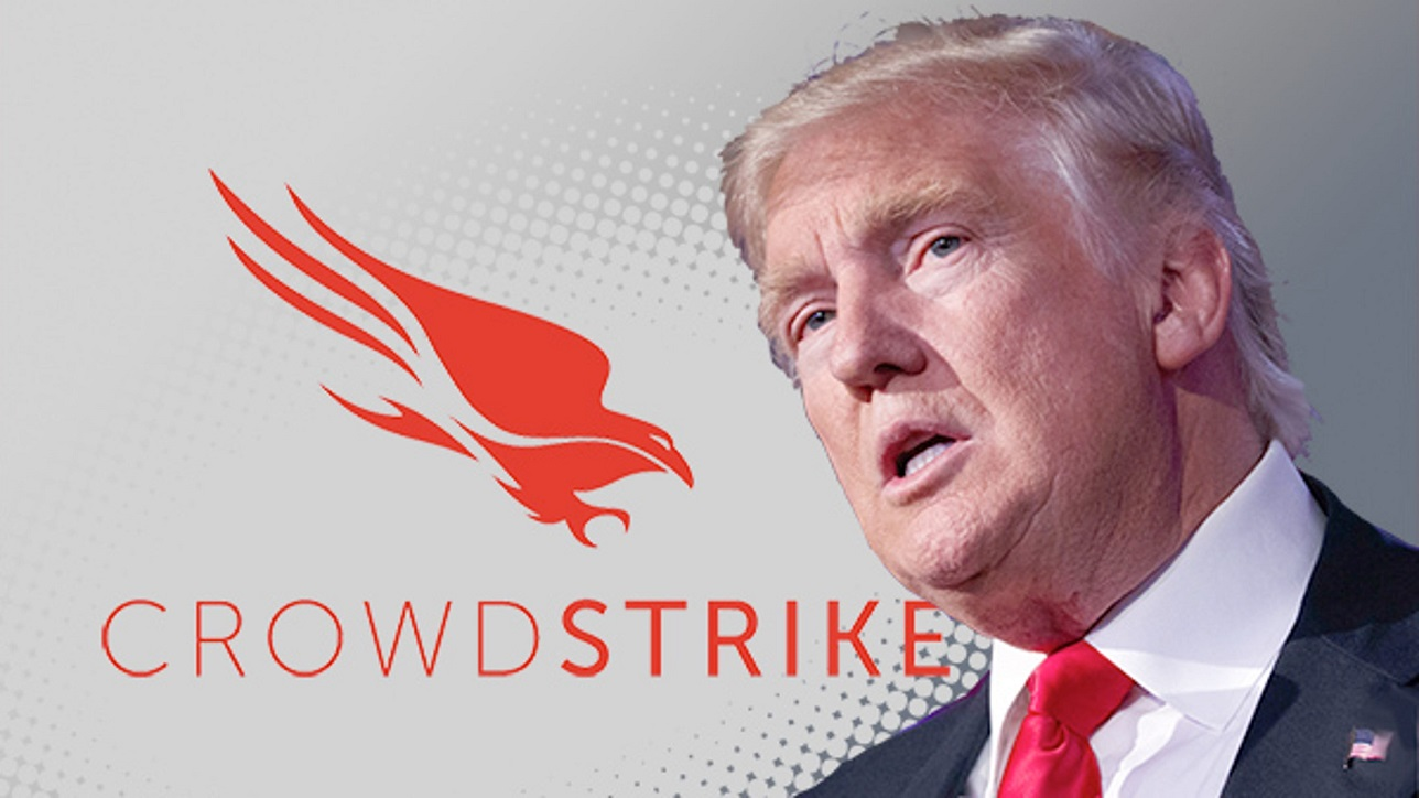 why crowdstrike matters to donald trump 2019 images