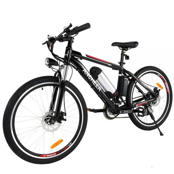 ANCHEER 2019 Pro Electric Mountain Bike 2019 hottest holiday fitness sport gifts ideas