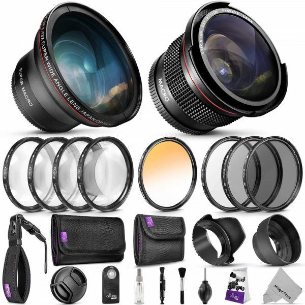 Altura 58mm Altura Photo Professional Accessory Kit 2019 hottest holiday camera gifts