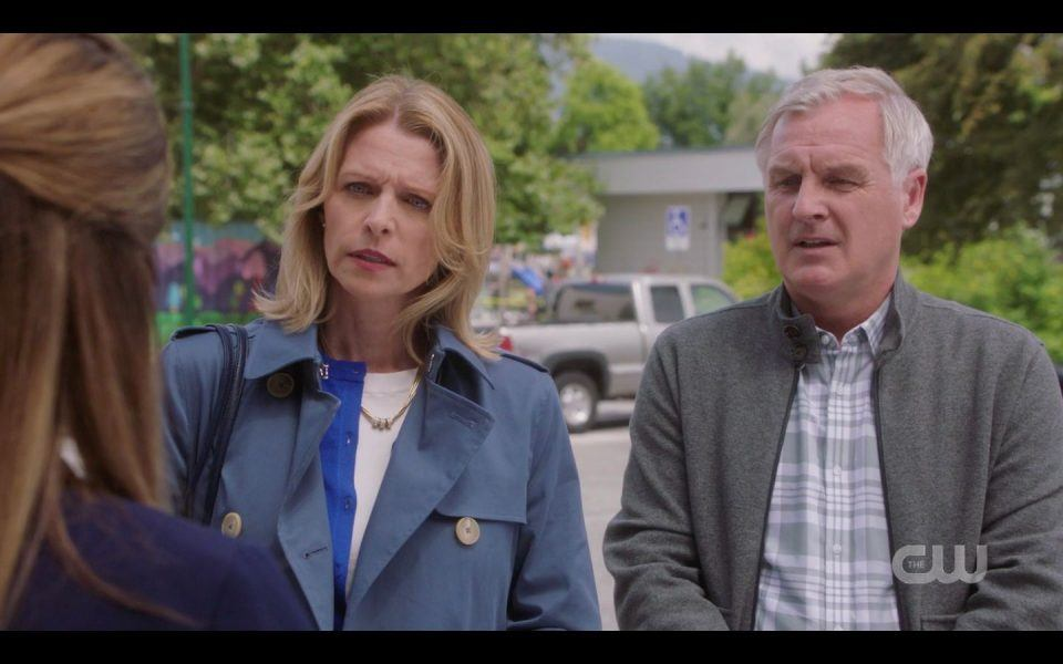 Andrew Airlie and Anne Marie DeLuise back on SPN 1504