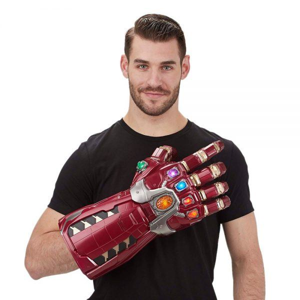Avengers Marvel Legends Series Endgame Power Gauntlet 2019 hottest holiday geek toys gifts
