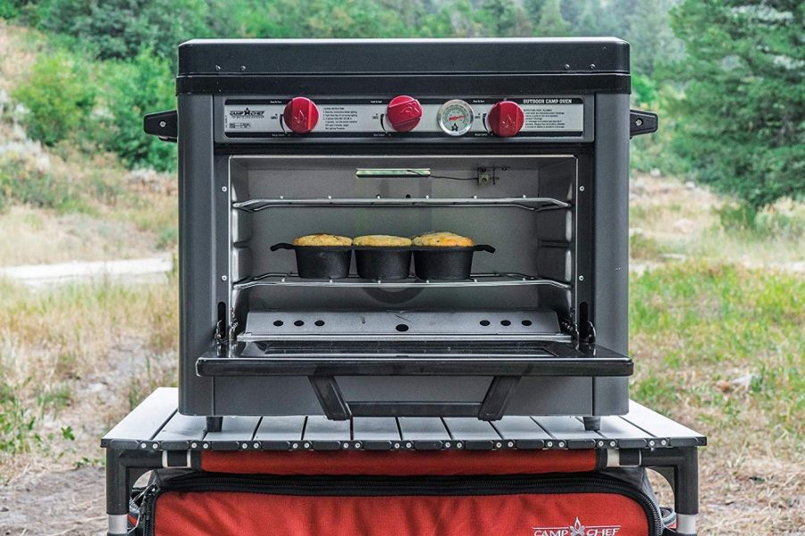Camp Chef Outdoor Camp Oven 2019 hottest holiday outdoor oven gifts