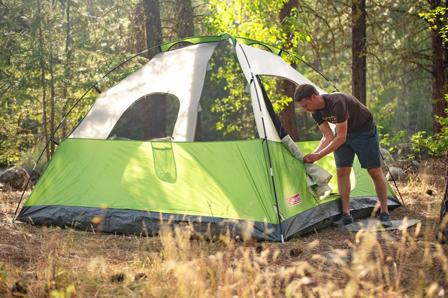 Coleman Sundome Tent 2019 hottest holiday outdoors camping gift ideas