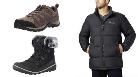 Columbia outerwear, clothing and shoes parka hot holiday deals