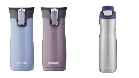 Contigo water bottles and mugs hot holiday gifts