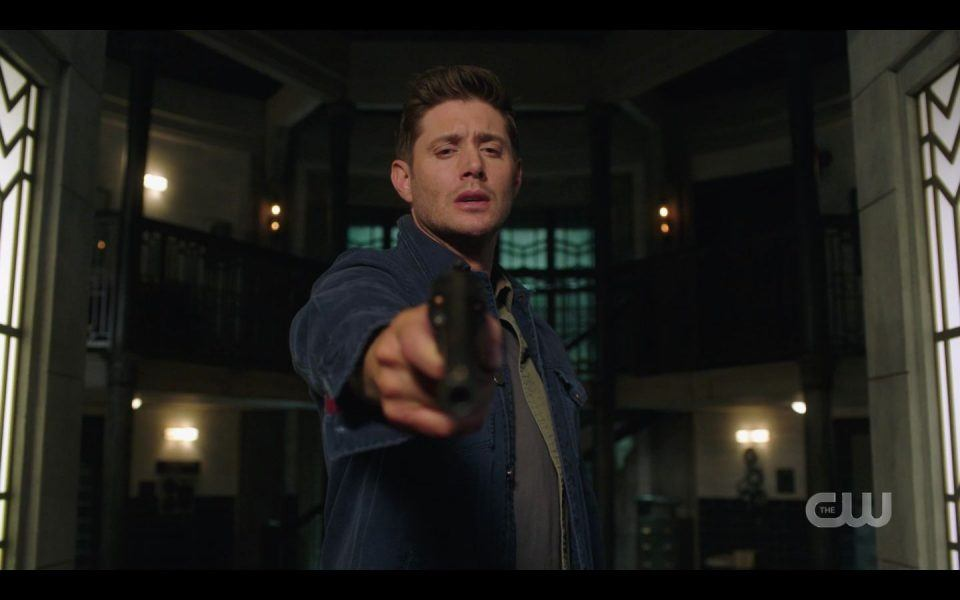 Dean Winchester Please forgive me to Lucifer Sam