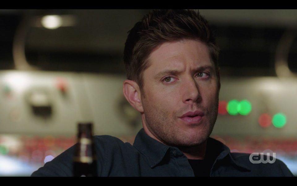 Dean Winchester feeling like he didn't do enough for Sam SPN