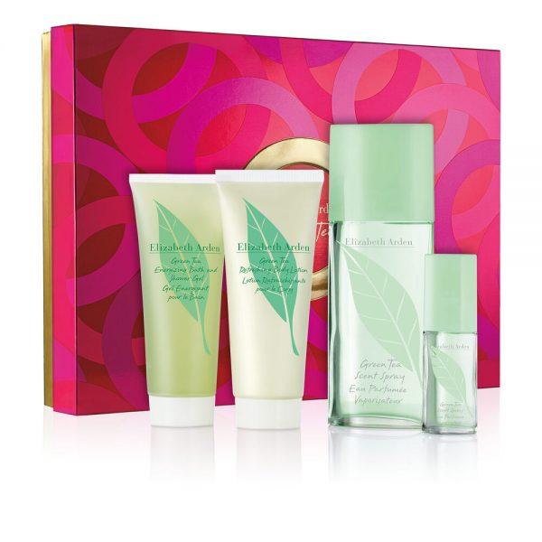 Elizabeth Arden Green Tea Scent Spray Gift Set 2019 hottest holiday beauty fragrance gift ideas