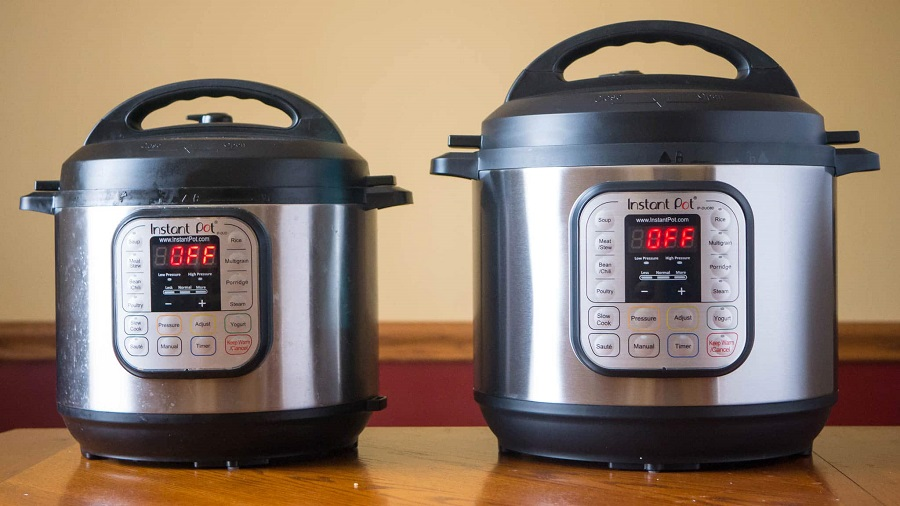 Instant Pot IP-DUO80 multi-cooker, 8-Qt 2019 hottest deals