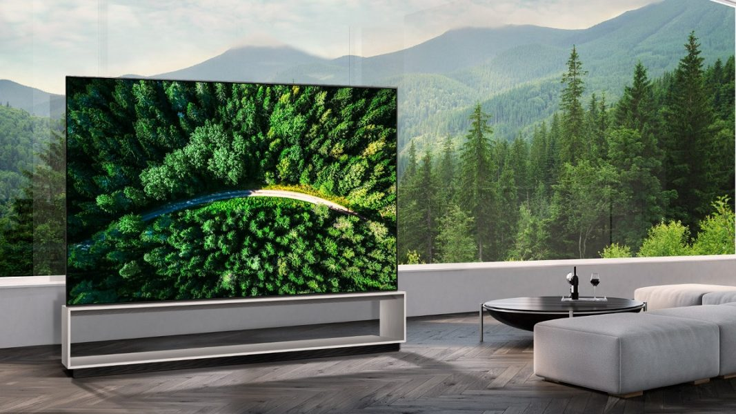 LG 8K tv hottest holiday luxury gifts
