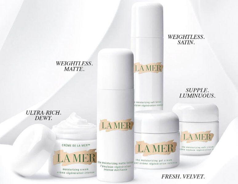 La Mer moisturizing cream hottest luxury beauty gift ideas