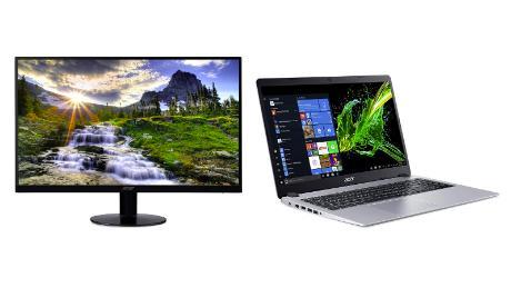 Laptops, monitors and desktops lenova apple hot holiday deals