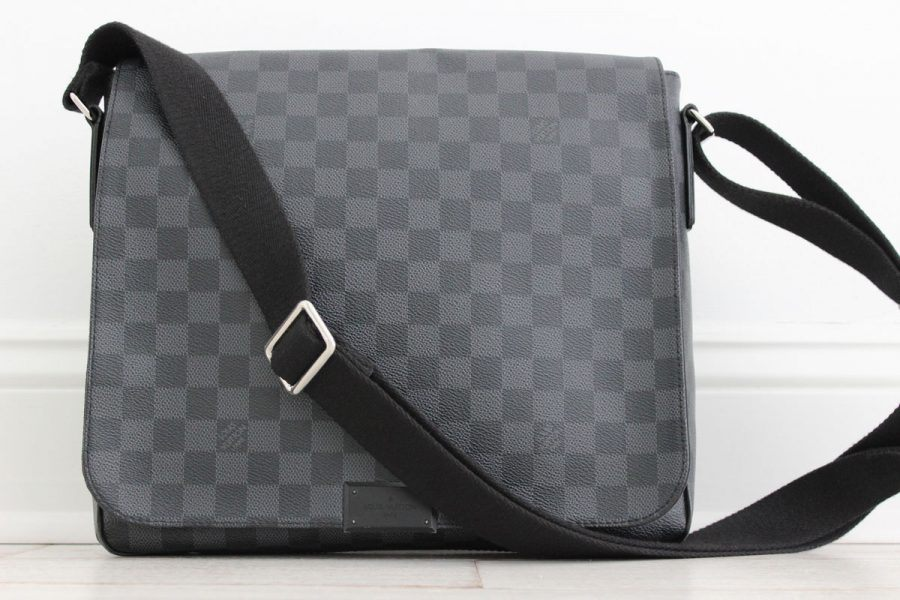 Louis Vuitton District Messenger Bag 2019 hottest holiday luxury gift travel ideas