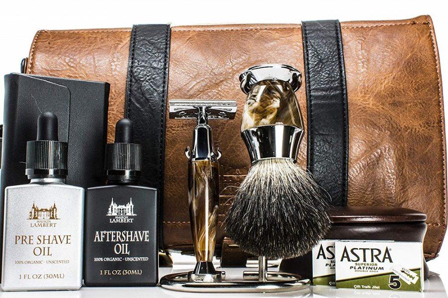 Maison Lambert Ultimate Shaving Kit Set 2019 hottest holiday mens skincare gift ideas