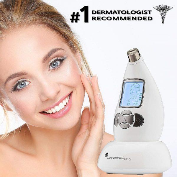 Microderm GLO Diamond Microdermabrasion Machine 2019 hottest holiday skincare beauty gift ideas