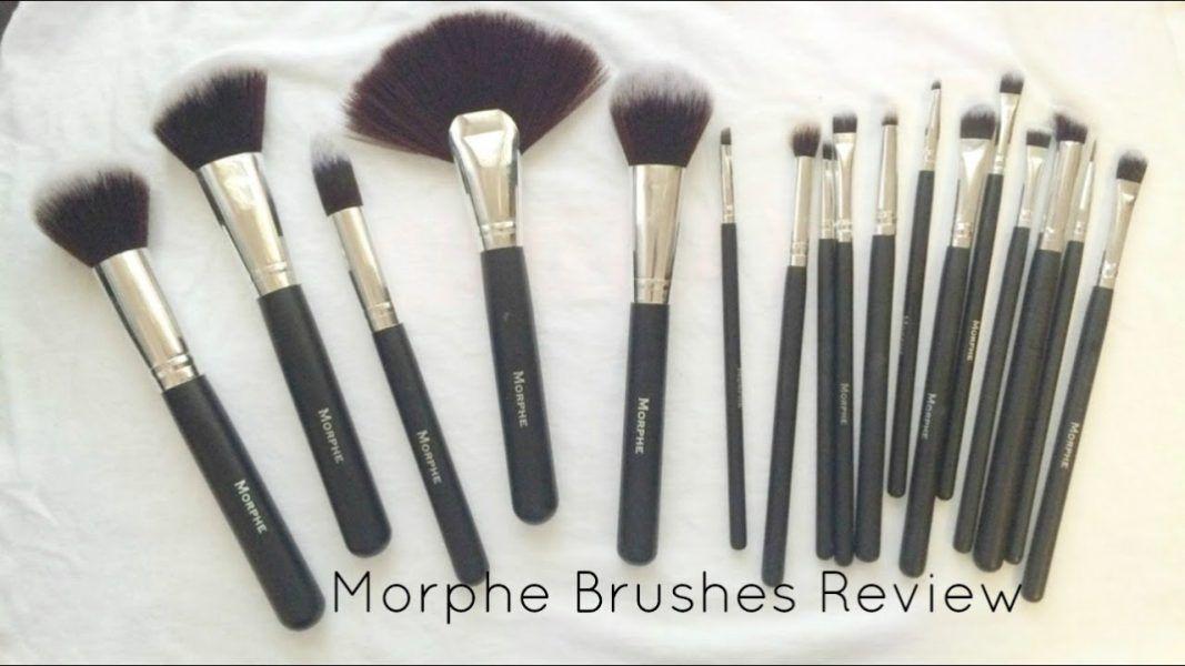 Morphe 18 PIECE VEGAN Variety Makup BRUSH SET 2019 hottest holiday vegan beauty gifts