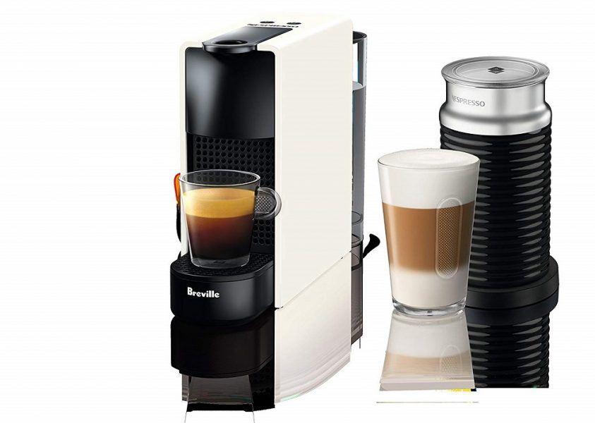 Nespresso by De'Longhi EN85B Nespresso Essenza Mini Espresso Machine 2019 hottest holiday kitchen coffee gifts