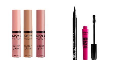 Nyx profressional makeup sets hot holiday gift deals
