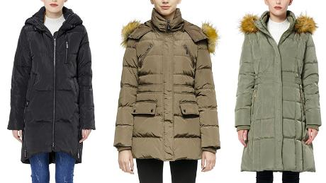 Orolay down jackets hot holiday 2019 deals