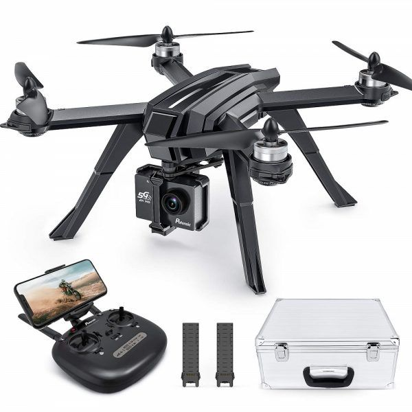 Potensic D85 FPV GPS Drone with 2K HD Camera Live Video 2019 hottest holiday gift ideas photographers