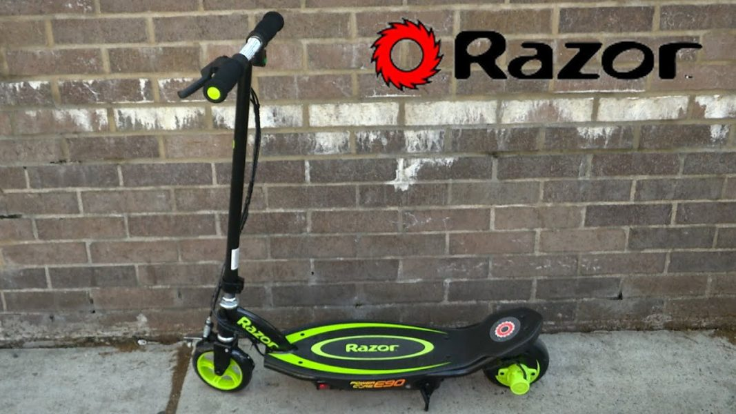 Razor Power Core E90 Electric Scooter 2019 hottest holiday fitness sport gift ideas