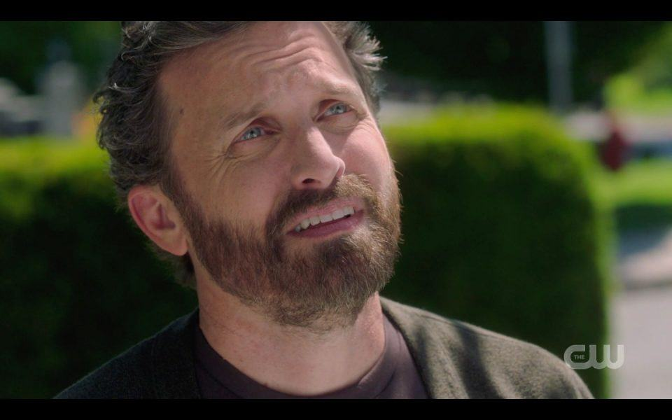 Rob Benedict Chuck returns to Becky on SPN 1504