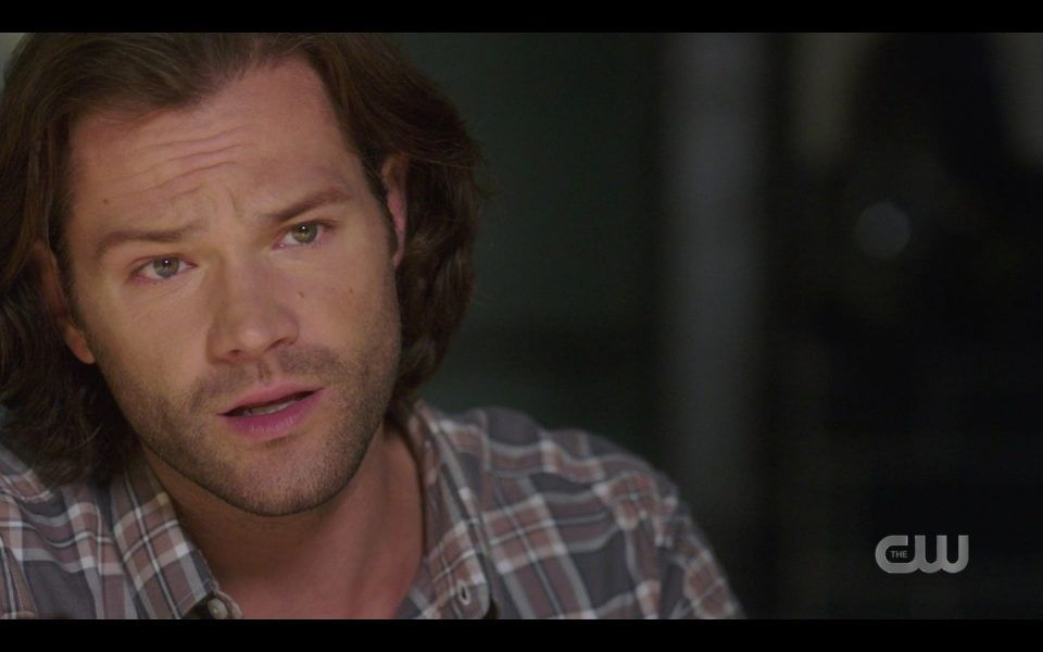 Sam Winchester tells Dean hs killed a witch SPN 1506