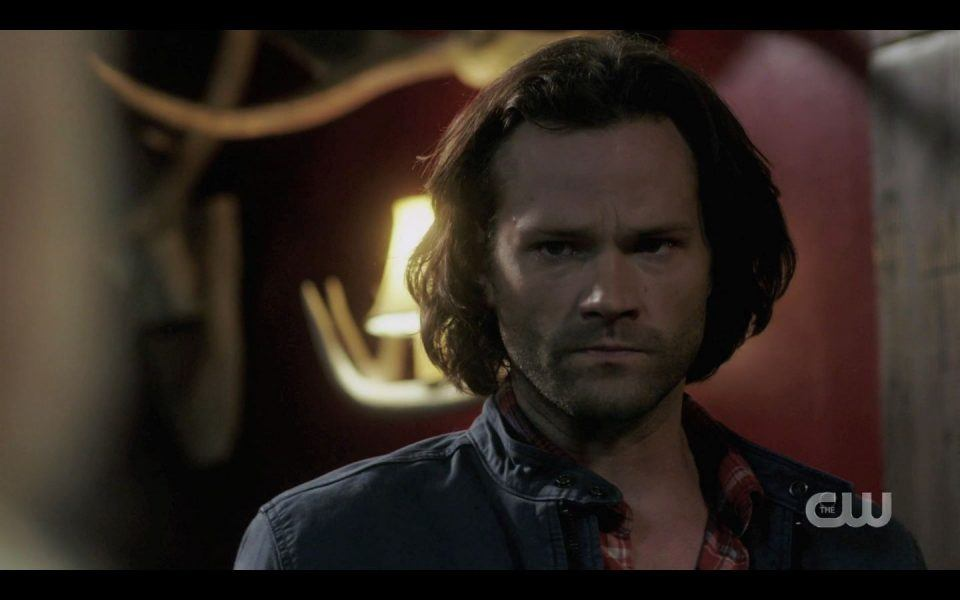 Sam horrified by Lucifer suffering PTSD SPN