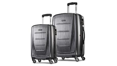 Samsonite and American Tourister luggage hot travel deals