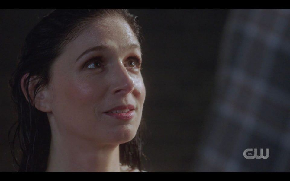 Shoshannah Stern on SPN Golden Time episode with Jared Padalecki