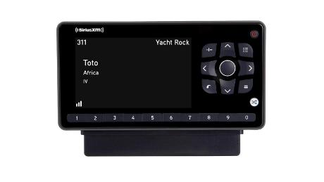 SiriusXM SXEZR1V1 Onyx EZR satellite radio with vehicle kit holiday gifts