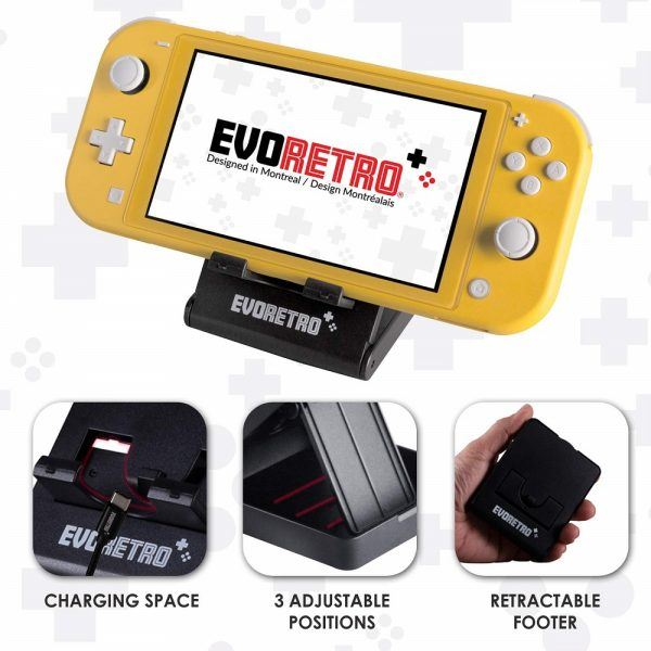 Starter Kit Accessories Bundle for Nintendo Switch 2019 hottest holiday gamer gifts