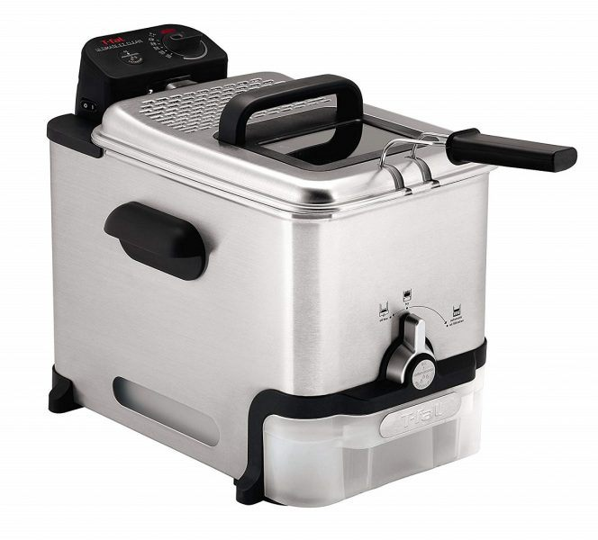 T-fal Deep Fryer with Basket 2019 hottest holiday kitchen cooking gifts