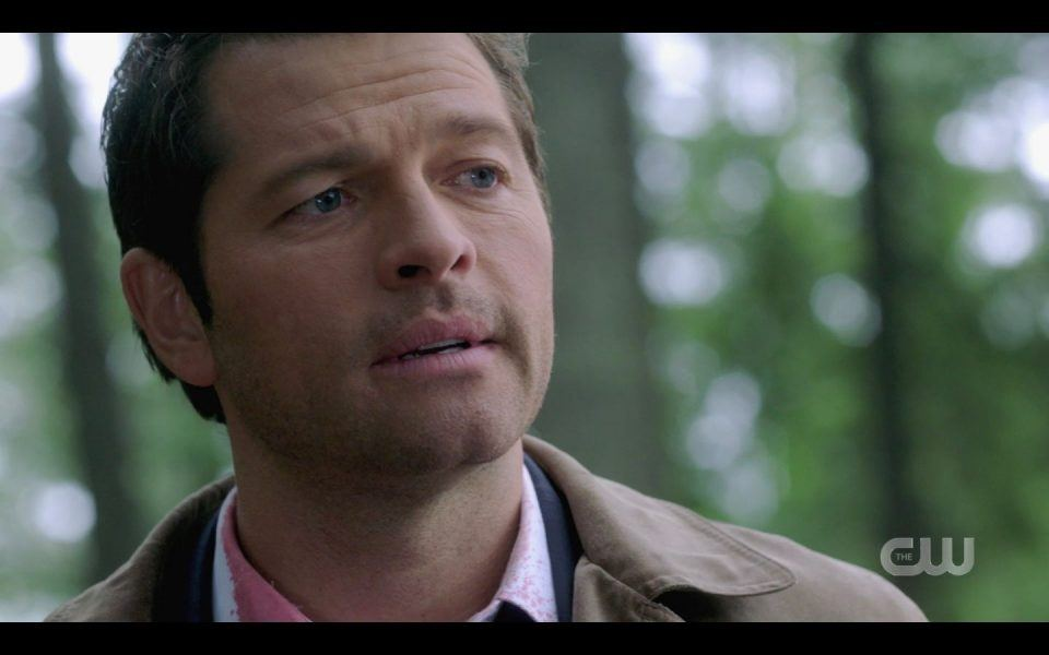 Time for SPN Castiel to get back in the game Golden Time
