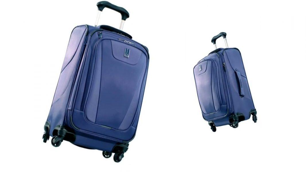 Travelpro Maxlite 4 blue 2019 hottest holiday luggage gift ideas