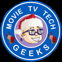 Movie TV Tech Geeks News Holiday Logo