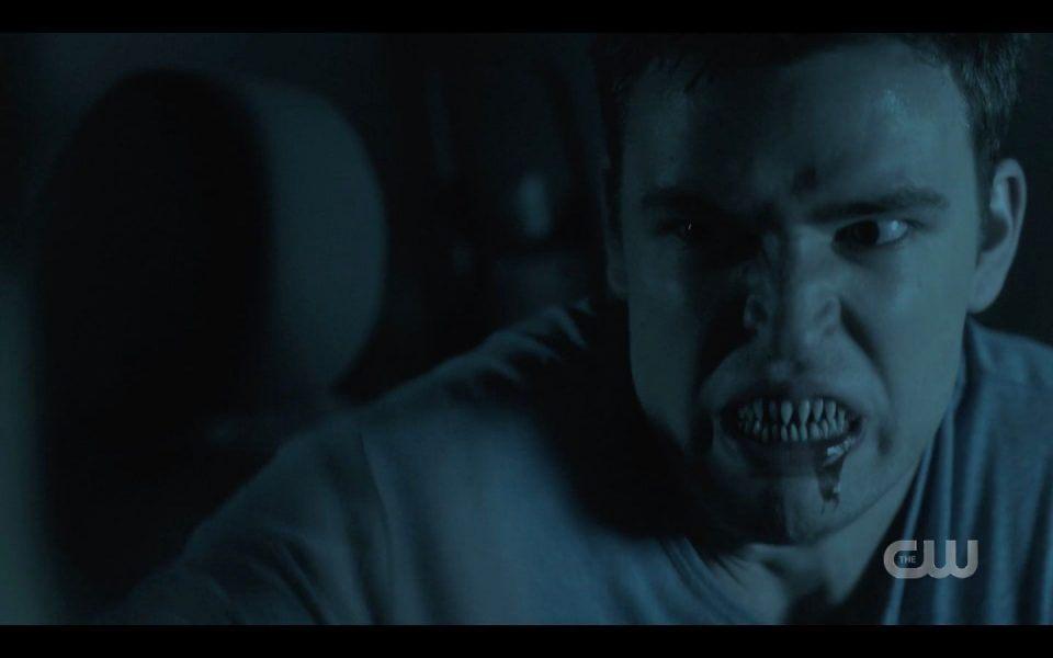 Vampire Billy to Dean Im a monster SPN 1504