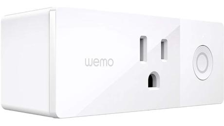 Wemo Mini Wi-Fi-enabled smart plug hot holiday sales