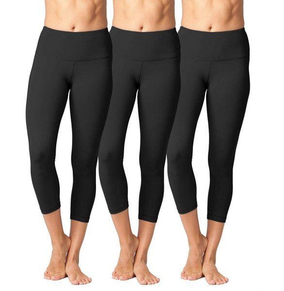 Yogalicious High Waist Ultra Soft Lightweight Leggings  2019 hottest sport fitness holiday gift ideas