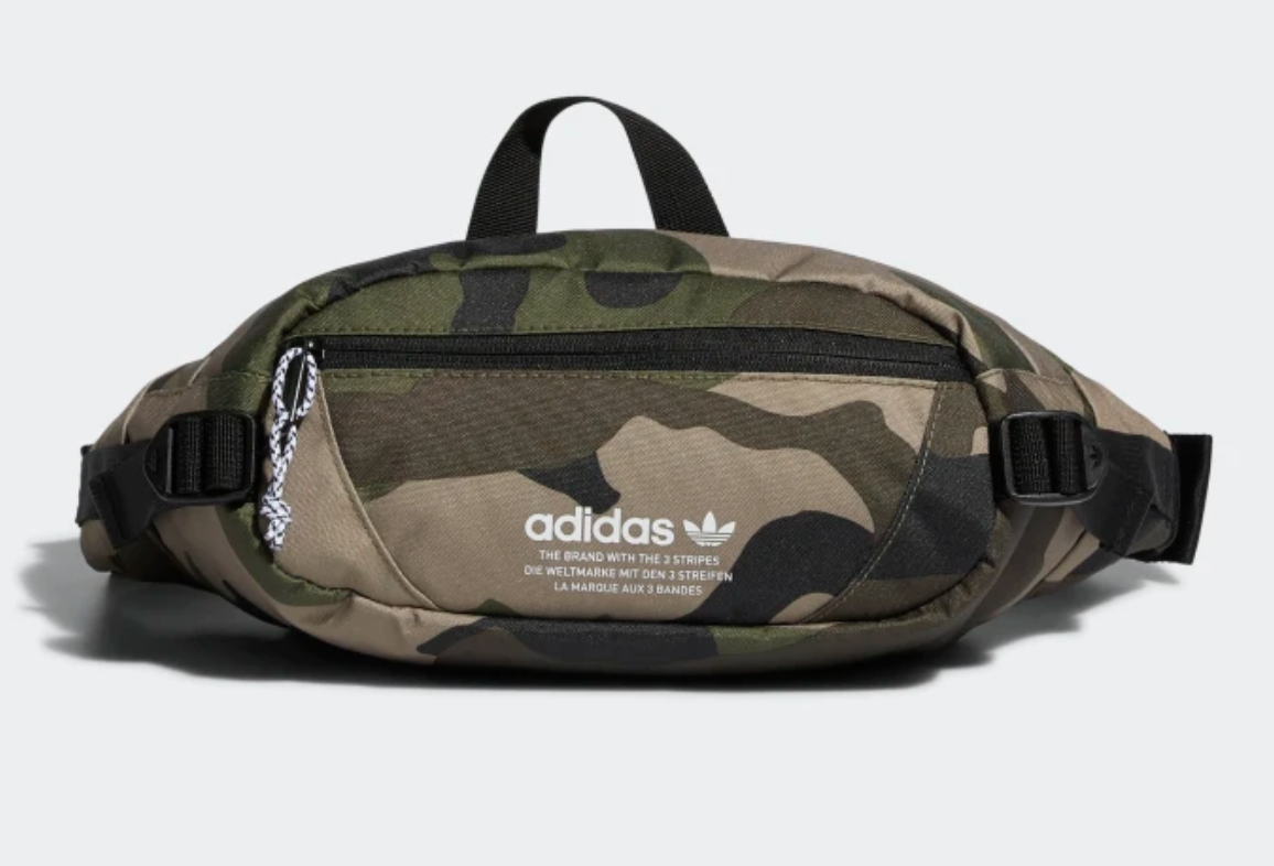 adidas Originals Unisex Utility Crossbody Bag 2019 hottest holiday travel gift ideas