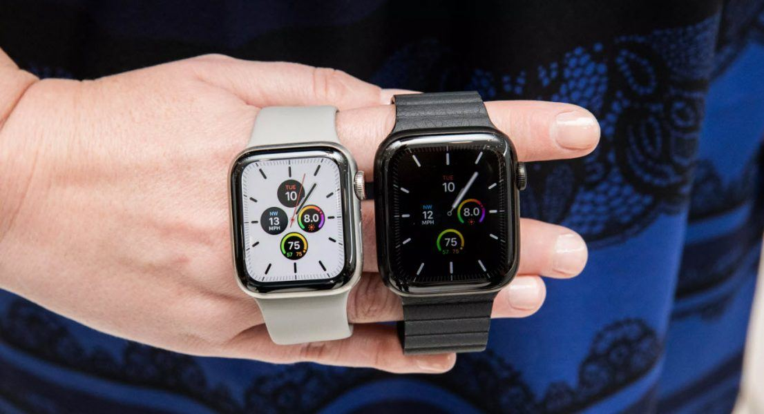 apple watch 5 2019 hottest holiday luxury gift ideas