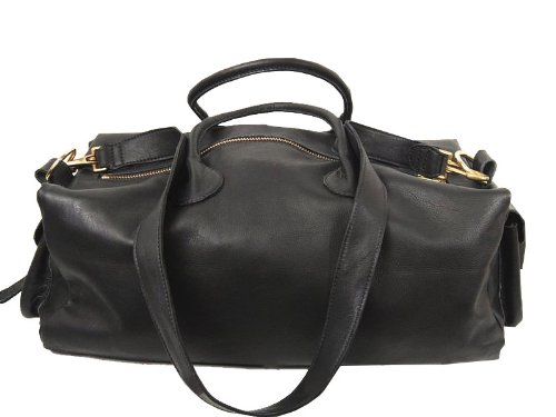 becky winston Luxury Leather Gym Bag 2019 hottest holiday gift ideas