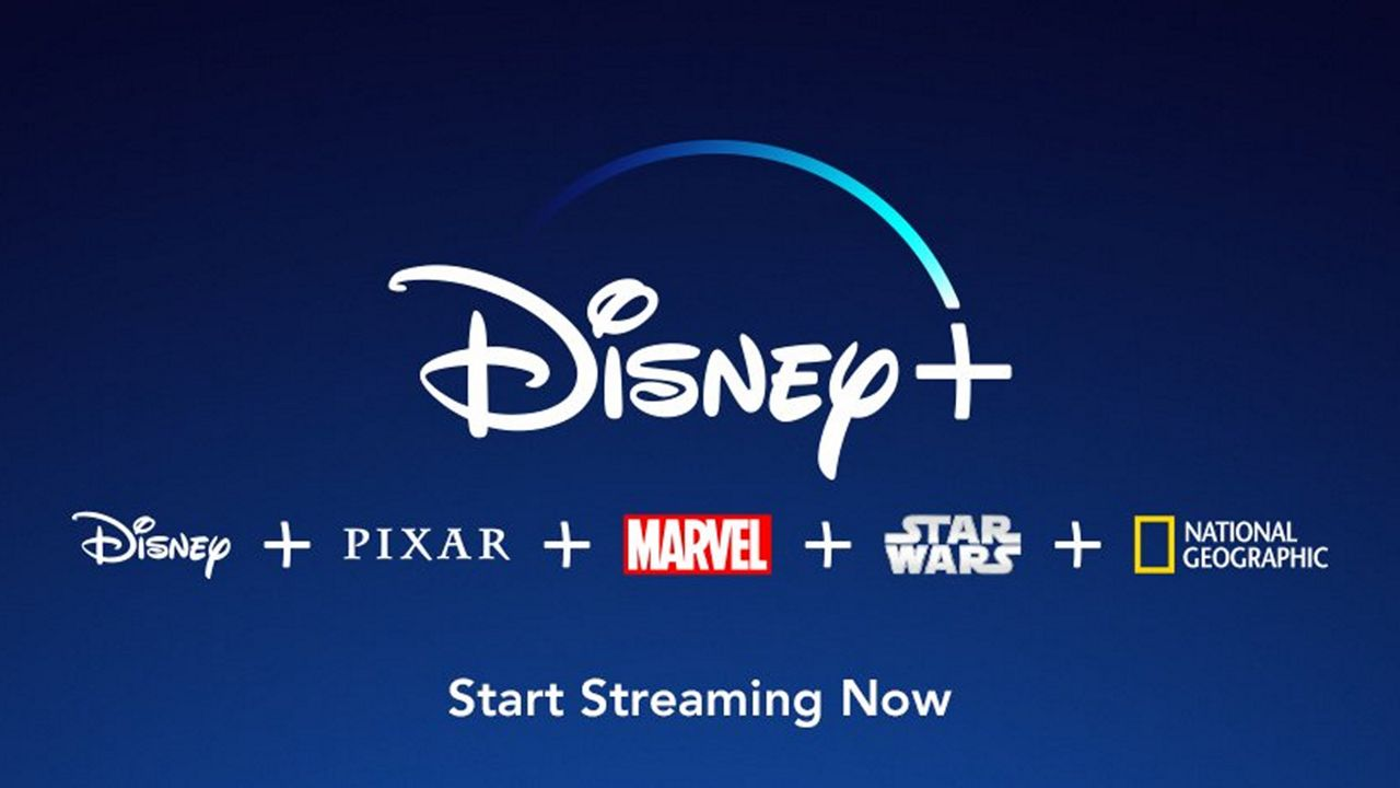 disney shaking up industry with streaming plus 2019 images
