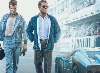 ford v ferrari tops weak box office charlies angels lands hard 2019 images