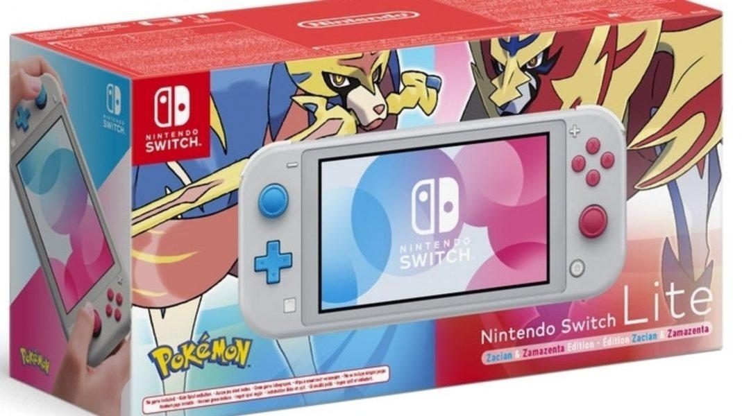nintendo switch lite pokemon sword 2019 hottest holiday toy gamer gifts