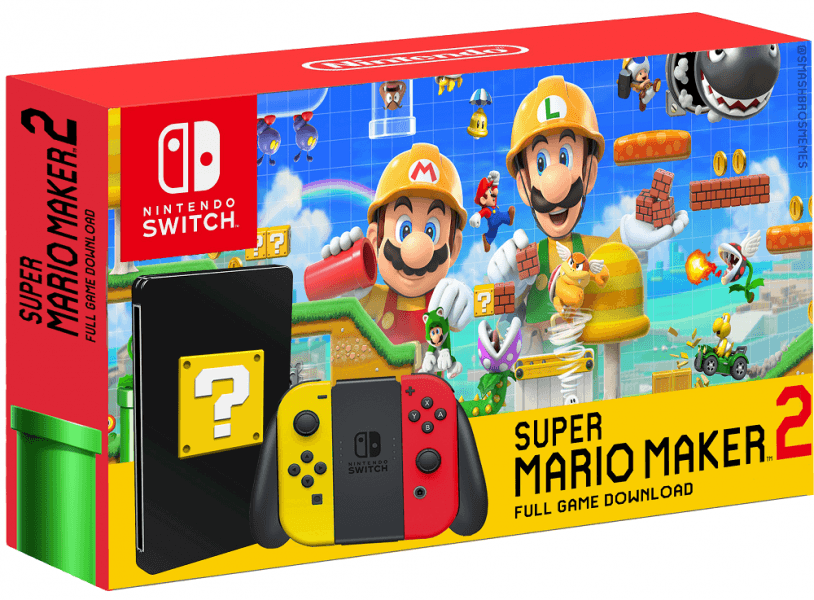 super mario maker 2 nintendo swith 2019 hottest holiday gaming gifts kids