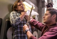 supernatural 1505 provers 173 dean holding knife up to lucifer sam